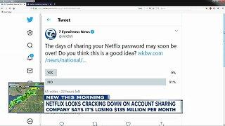 Netflix considering cracking down on password sharing