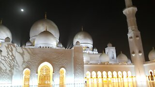 the third largest mosque in the world