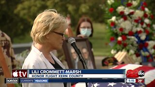 Local veteran E.T. Roberts laid to rest at Hillcrest Park