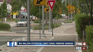 Cape Coral leaders look into possible parking garage in South Cape