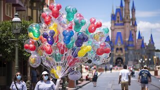 Disney World Makes A Small Change To Mask Policy