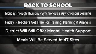 Aurora schools start remotely today