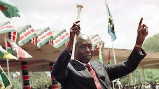 Daniel arap Moi, school teacher turned former Kenyan president, dies aged 95 (9yT)