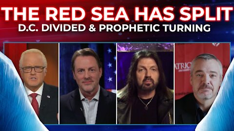 FlashPoint: The Red Sea has SPLIT! A Prophetic Turning   Robin Bullock, Star Parker and more!