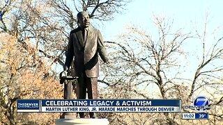 Denver celebrates MLK Day with annual Marade