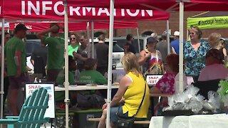 Buckeye Health Plan hosts Buckeye Fresh! farmers market day