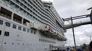 Day #3 - Norwegian Epic #Cruise Ship at #Barbados 02-18-2020