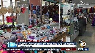 Escondido business finds way to stay afloat during tough times