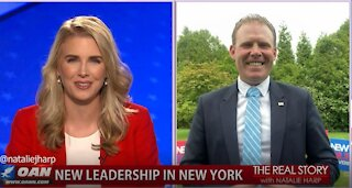 The Real Story - OAN Politics & Political Agendas with Andrew Giuliani