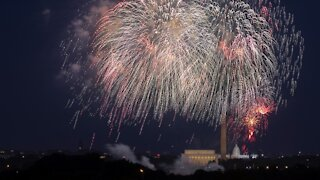 White House Moving Forward With July 4 Plans