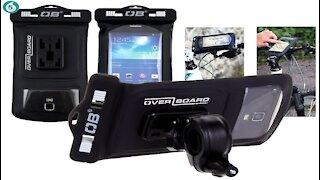 OverBoard Waterproof Phone Case Bike Mount