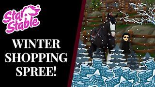 1,000 Star Coin SHOPPING SPREE! Star Stable Quinn Ponylord