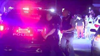 Man injured after officer-involved shooting in Kenosha