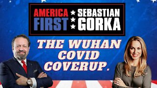 The Wuhan COVID coverup. Dr. Nicole Saphier with Sebastian Gorka on AMERICA First