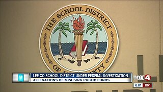 Lee County School District Under federal Investigation
