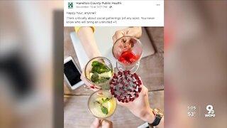 HamCo Public Health using social media to stop the spread