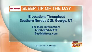 SLEEP TIP OF THE DAY: Preparing For A Good Night's Rest