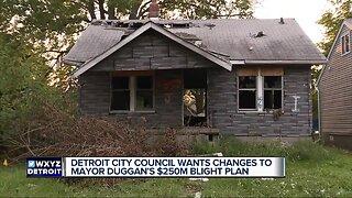 Mayor Duggan proposes $250M to banish blight