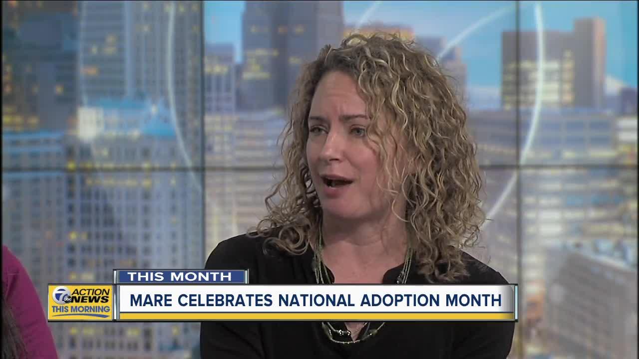 November is National Adoption Month