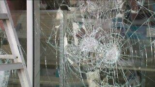 Kenosha's Uptown area bears brunt of civil unrest