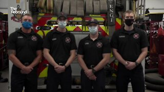 The Rebound: How first responders are handling the pandemic