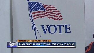 Primary voting legislation