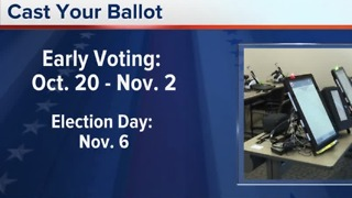 National Voter Registration Day ahead of Nevada election