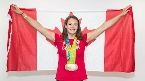 Voici le montant d'argent que les athlètes olympiques gagnent par médaille au Canada
