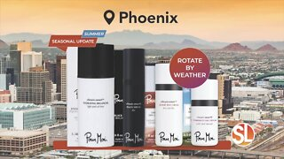 Get great skin based on where you live! Pour Moi Climate-Smart Skincare