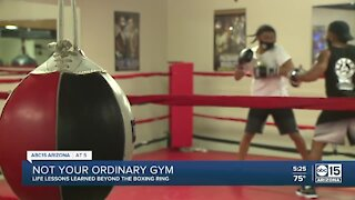 Boxing gym works to teach life lessons to youth
