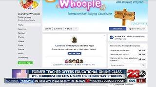 Former Teacher Offers Educational Online Class