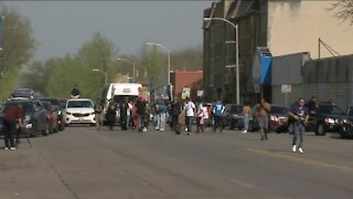 March for peace held in Sherman Park