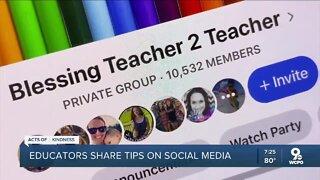 Acts of Kindness: Blessing Teacher 2 Teacher