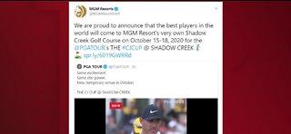 Las Vegas gets another PGA Tour event