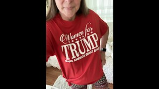 Trump Train Highlands County Florida