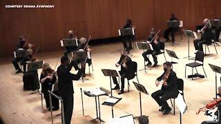 Omaha Symphony plays on despite pandemic
