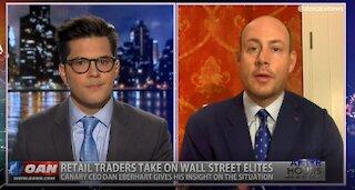 After Hours - OANN Retail vs. Wall Street with Dan Eberhart