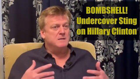 BOMBSHELL! : Patrick Byrne Tells of FBI Sting on Hillary Clinton