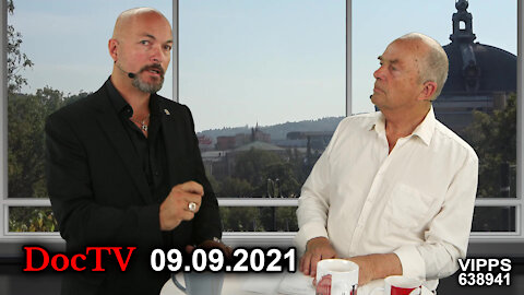DocTV 09.09.2021 Erik Selle - situasjonen minner om tiden før 9. april