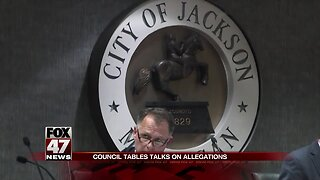 UPDATE: Jackson City Council postpones discussion on accusations of election fraud