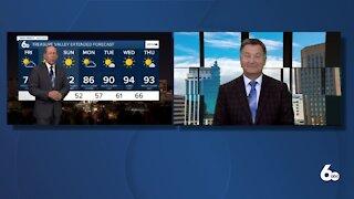 Scott Dorval's Idaho News 6 Forecast - Thursday 5/27/21