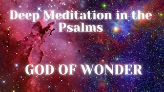 A COLLECTION OF PSALMS WITH SOAKING MUSIC