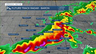 Severe Weather Tuesday
