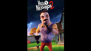 Hello Neighbor 2 Trailer