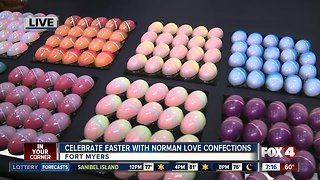 Celebrate Easter with Norman Love Confections