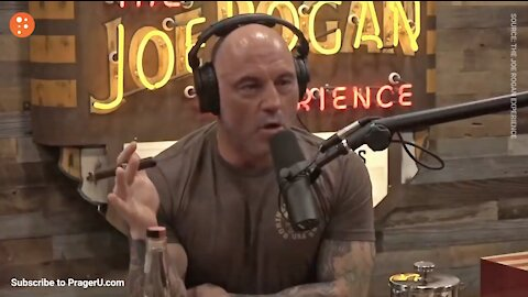 """Joe Rogan """"We're Moving One Step Closer to Dictatorship. That's What the F$#% We're Talking About!"""""""