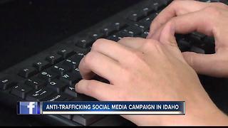 Anti-Trafficking Coalition using social media for awareness