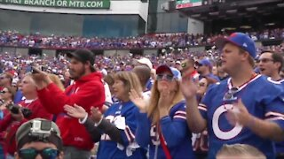 When will Buffalo Bills fans be allowed to return to home games?