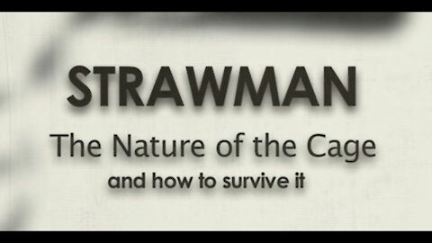 STRAWMAN - THE NATURE OF THE CAGE (THE OFFICIAL)