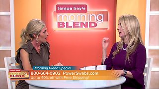 Power Swabs | Morning Blend